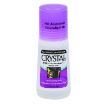 Crystal Body deodorant Roll-On, lõhnatu