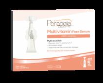 Vananemisvastased seerumiampullid Multi Vitamin