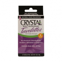 Crystal Body deodorandilapid, lõhnatu