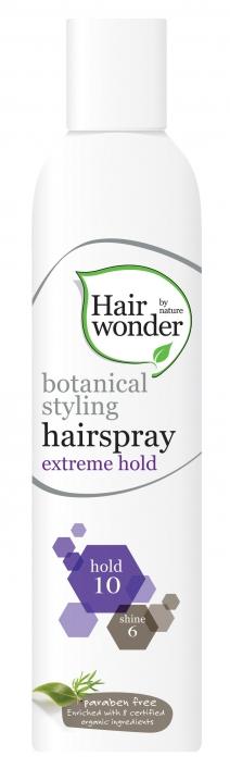 Botanical juukselakk, eriti tugev