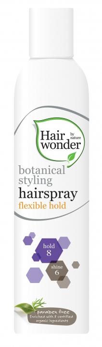 Botanical juukselakk, elastne