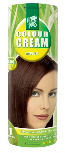Colour Cream looduslik poolpüsivärv, Kastanpruun 4.56
