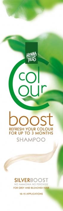 Colour Boost tooniv šampoon, Hõbe