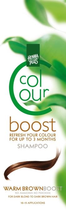 Colour Boost tooniv šampoon, Soe pruun