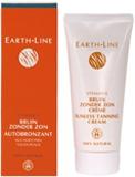 Näo ja kehakreem isepruunistuva toimega E vitamiiniga Earth Line