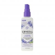 Crystal Essence deodorant, lavendel ja valge tee, pihustiga