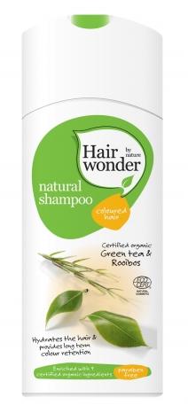 Hairwonder naturaalne šampoon värvitud juustele