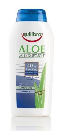 Päevitusjärgne piim Aloe  (Aloe vera 40%)
