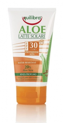 Päevituspiim Aloe SPF30 (Aloe vera 20%)
