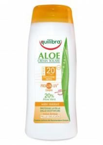 Päevituskreem Aloe SPF 20 (Aloe vera 20%)