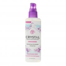 Crystal Body deodorant pihustiga, lõhnatu