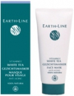 Mask valge teega Organic, Earth Line