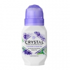 Crystal Essence deodorant, lavendel ja valge tee, roll-on