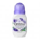 Crystal Essence deodorant, lavendel ja valge tee, roll-on